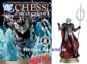 DC Chess Figurine Collection #54 Ocean Master Justice League Eaglemoss